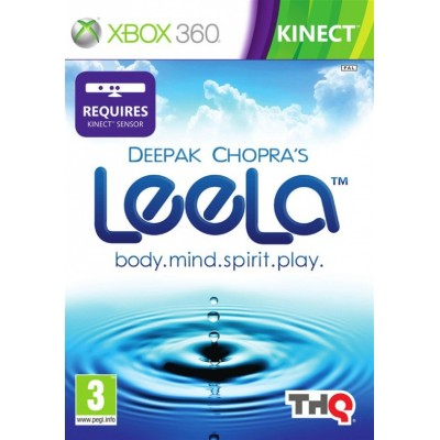 Deepak Chopra's Leela (для Kinect) (Xbox 360)