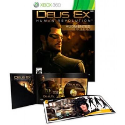 Deus Ex: Human Revolution Специальное Издание (Augmented Edition) (Xbox 360)