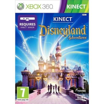 Disneyland Adventures (для Kinect) (русские субтитры) (Xbox 360)