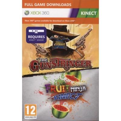 The Gunstringer + Fruit Ninja (Код на загрузку игры) (Xbox 360)
