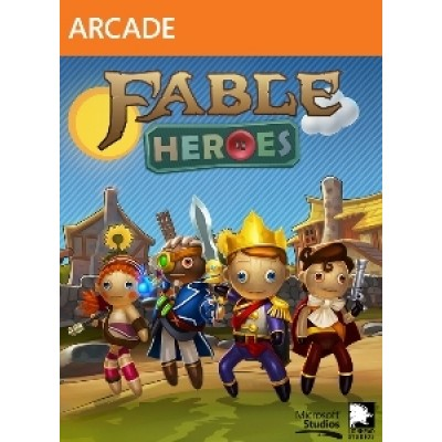 Fable Heroes (код загрузки) (Xbox 360)