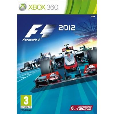 Formula One F1 2012 (усская версия (Xbox 360)