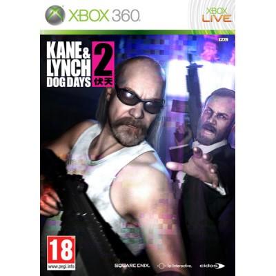 Kane and Lynch 2: Dog Days (Xbox 360)