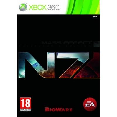 Mass Effect 3 N7 Коллекционное издание  (Xbox 360)