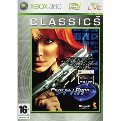 Perfect Dark Zero. Classics (Xbox 360)