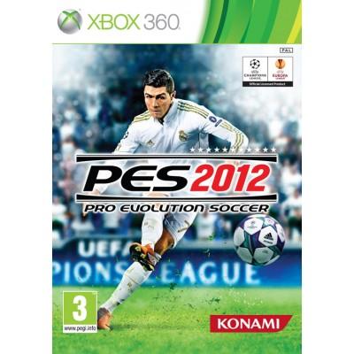 Pro Evolution Soccer 2012 (Xbox 360)