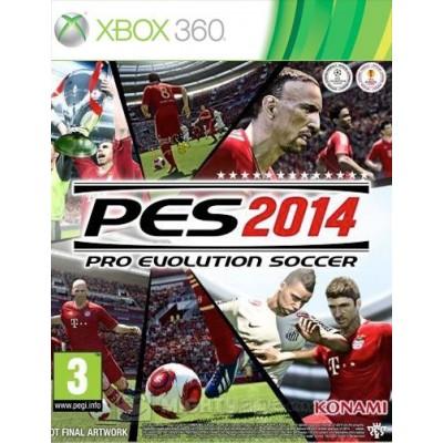 Pro Evolution Soccer 2014 (Английская версия) (Xbox 360)