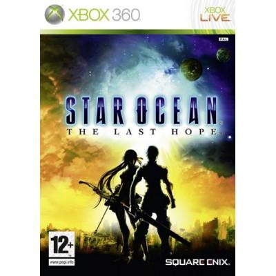 Star Ocean 4: The Last Hope (Xbox 360)