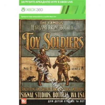 Toy Soldiers (Xbox 360) код на загрузку игры