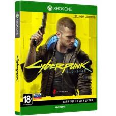 Cyberpunk 2077 (русская версия) (Xbox One/Series X)