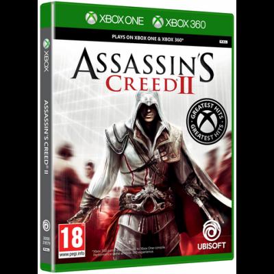 Assassin's Creed 2 (русская версия) (Xbox 360 - Xbox One)