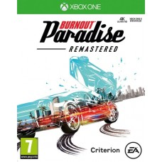 Burnout Paradise Remastered (русская версия) (Xbox One/Series X)