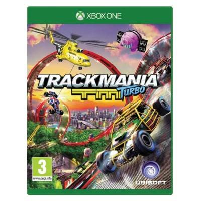 Trackmania Turbo (русская версия) (Xbox One/Series X)