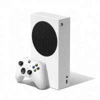 Игровая приставка Microsoft Xbox Series S 512 ГБ, белый/черный