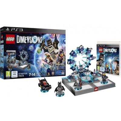 LEGO Dimensions Стартовый набор (PS3)