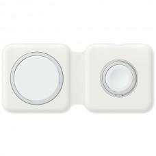 Беспроводная зарядная станция Apple MagSafe Duo, белый