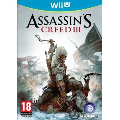 Assassin's Creed III (русская версия) (Wii U)