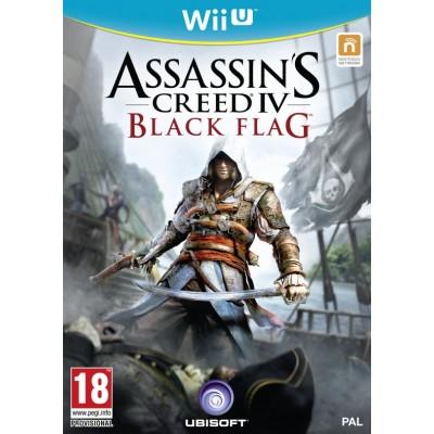 Assassin's Creed IV : Черный Флаг (русская версия) (Wii U)