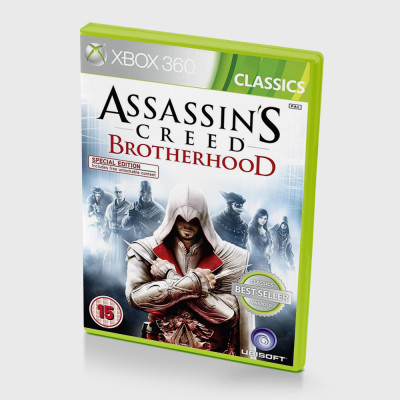 Assassin's Creed Brotherhood Special Edition (Английская версия) (Xbox 360)