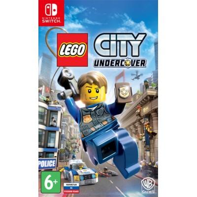 LEGO City: Undercover (русская версия) (Nintendo Switch)