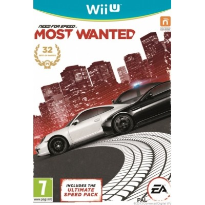 Need for Speed: Most Wanted (Wii U)