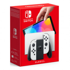 Игровая приставка Nintendo Switch (OLED-модель) White
