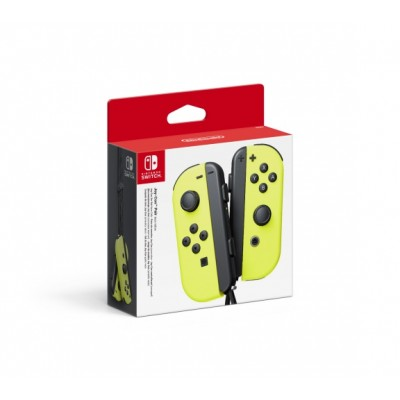 Геймпад Nintendo Switch Joy-Con controllers Duo, желтый
