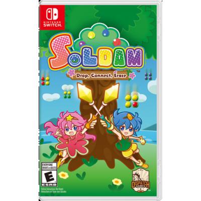 Soldam: Drop, Connect, Erase (Nintendo Switch)