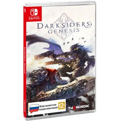 Darksiders Genesis (Русская версия) (Nintendo Switch)