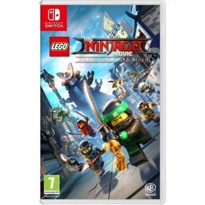 LEGO Ninjago Movie Game (русская версия) (Nintendo Switch)