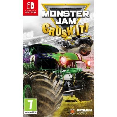 Monster Jam: Crush It! (Nintendo Switch)