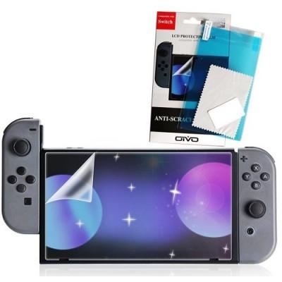 Защитная пленка для экрана Nintendo Switch (Oivo IV-SW001)