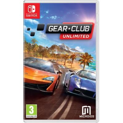 Gear Club Unlimited (русская версия) (Nintendo Switch)
