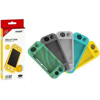 Силиконовый чехол для Nintendo Switch Lite (DOBE TNS-19099) Жёлтый
