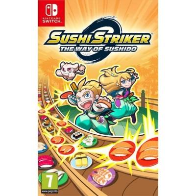 Sushi Striker: The Way of Sushido (Nintendo Switch)