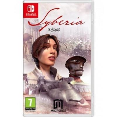 Сибирь (русская версия) (Nintendo Switch)