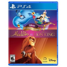 Aladdin and The Lion King (PS4)