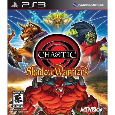 Chaotic: Shadow Warriors (PS3)