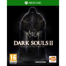 Dark Souls II: Scholar of the First Sin (русская версия) (Xbox One/Series X)
