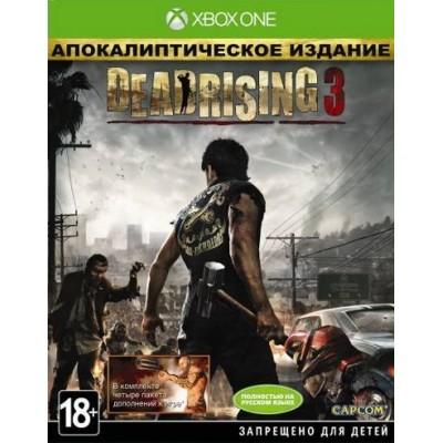 Dead Rising 3 Apocalypse Edition (русская версия) (Xbox One/Series X)