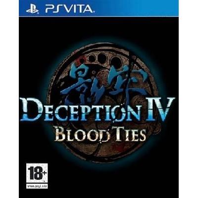 Deception IV: Blood Ties (PS Vita)