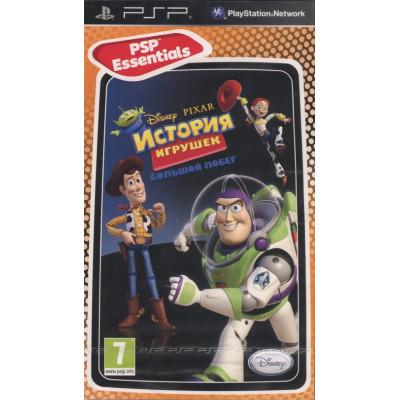 История игрушек: Большой побег (Toy Story 3) (русская версия) (PSP)
