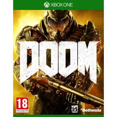 Doom (русская версия) (Xbox One/Series X)