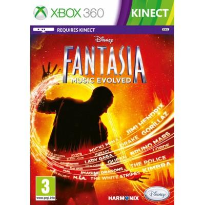 Disney Фантазия: Магия музыки (для Kinect) (русская версия) (Xbox 360)