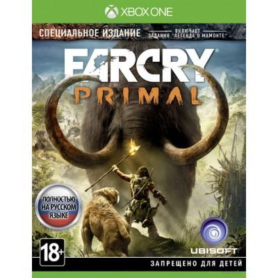 Far Cry Primal. Специальное издание (русская версия) (Xbox One/Series X)