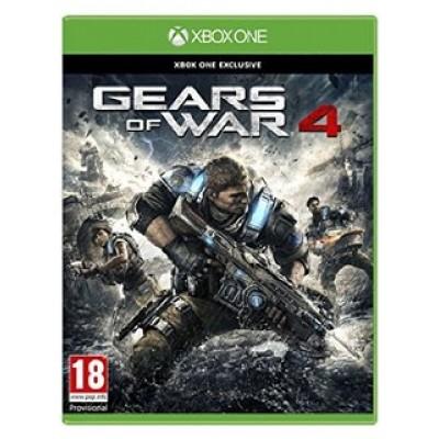 Gears of War 4 (русская версия) (Xbox One/Series X)