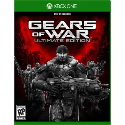 Gears of War. Ultimate Edition (русская версия) (Xbox One/Series X)