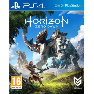 Horizon Zero Dawn Complete Edition (русская версия) (PS4)