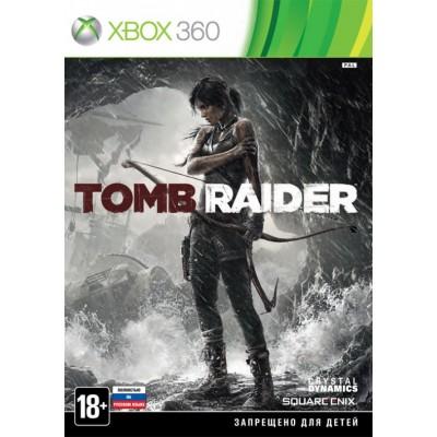 Tomb Raider (Xbox 360) код на загрузку игры