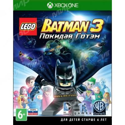 LEGO Batman 3: Покидая Готэм (русские субтитры) (Xbox One/Series X)